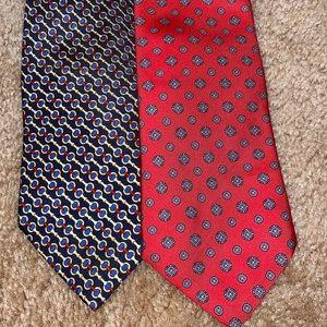 S/2 Men's Ties